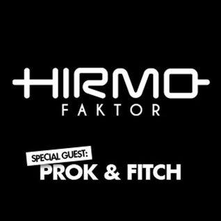 Hirmo Faktor @ Radio Sky Plus 09-01-2015 - special guest: Prok & Fitch