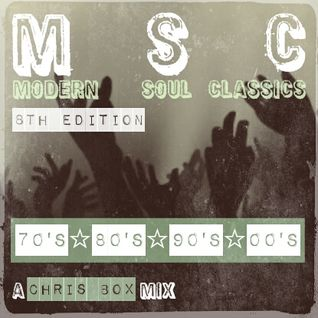 Modern Soul Classics, 8th Edition (70's/80's/90's/00's) (October 2015)