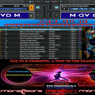 Fab vd M Presents A Trip To The Trance World-Episode 8 Season 7 Westland My Hometown Edition Part 2