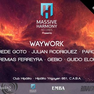 PARGA b2b Jeremias Ferreyra @Massive harmony Fest