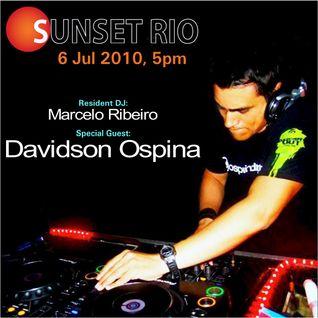 Marcelo Ribeiro Show with Davidson Ospina - Segunda/Monday - 06-07-2010