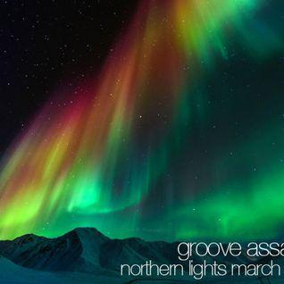 Northern Lights DJ Mix March 2015