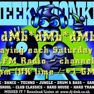 DTFM Podcast 003 TECHNO / RAW HOUSE / PROGRESSIVE CLUB