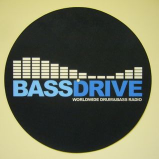 Skank Guest Mix on BassDrive JBG show