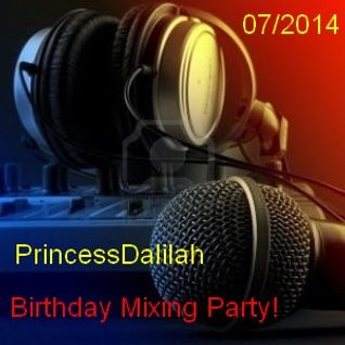 Birthday Mixing Party!