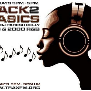 Back2Basics Show DJ Paresh Kelly 08-11-15