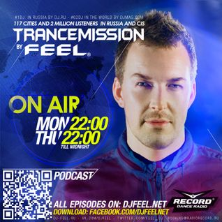 DJ Feel - TranceMission (01-05-2014)