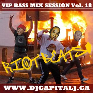 DJ CAPITAL J - RIOT BEATS [VIP BASS #18]