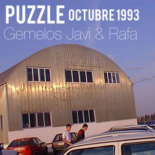 Gemelos Javi & Rafa @ Puzzle Valencia (Octubre 1993)