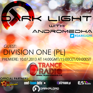 Andromedha - Dark Light Episode 49 (Division One Guestmix) (10-07-2013)