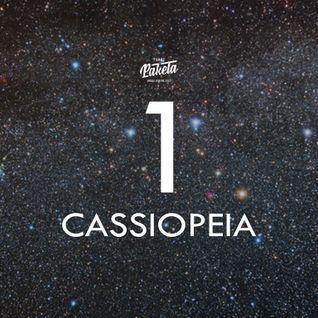 CASSIOPEIA – #1 Special Guest Dj Al One (DMNDZ)