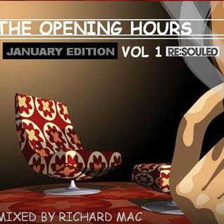 The Opening Hours 1 (JAN EDITION) RE-SOULED