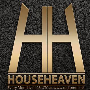 ZOMAX - House Heaven episode 104 (www.radiomof.mk)
