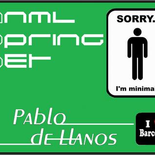 PABLO DE LLANOS - BARCELONA MNML (SPRING SET)