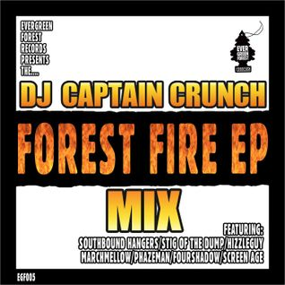 DJ Captain Crunch - FOREST FIRE EP Mix