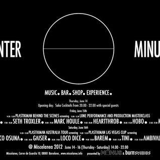 tINI - Live @ Sonar 2012, Barcelona - 17-06-2012