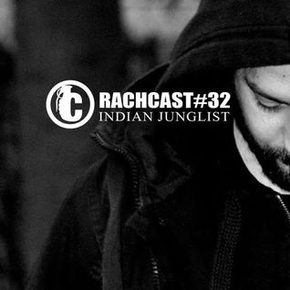 CRACHCAST #032 feat. INDIAN JUNGLIST