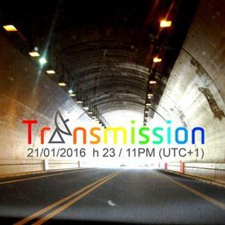 2016.01.21 TRANSMISSION #106