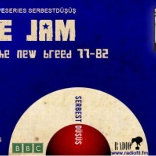 SERBEST DÜŞÜŞ✪GÖKHAN TUNÇİŞLER-THE JAM LIVE !!! - 07.06.2011- RADIOFİL  Podcast