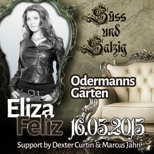 Dexter Curtin - Live at Suess & Salzig, Odermanns Garten Leipzig 16-05-2015