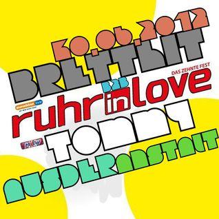 BrettHit b2b Tommy Ausderanstalt @ Ruhr In Love 2012, Olgapark