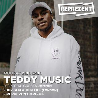 Teddy Music UK Show - Jammin, Guyver & Armzout Special Guest 26.09.16 [Reprezent Radio]