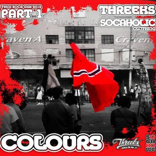 Threeks - Colours - Trini Soca Mix 2012 (Part 1)
