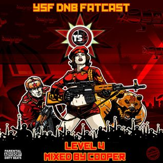 YSF DnB Fatcast (Level 4) [Mixed by Cooper]