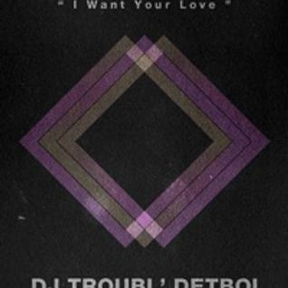 I Want Your Love's Warm Up Mix by Vincent Drapo