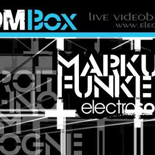 Kavaro - Live Electro Dj-Set@Boombox Radio Show 19.04.2012