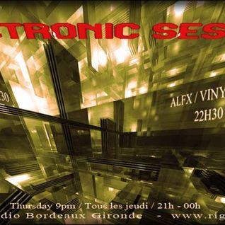Electronic Session AURA1 // VINYL'Z REFRESH