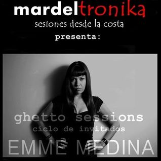 EMME MEDINA - Mardeltronika Podcast