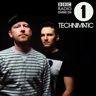BBC Radio 1 DNB 60 - Technimatic