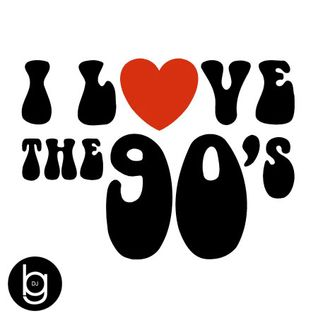DJ Brian Gaffey - I Love The 90's
