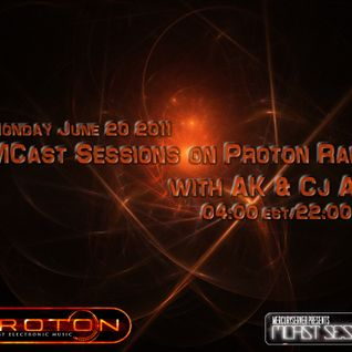 CJ Art - MCast Sessions guestmix (20.06.2011) on Proton Radio