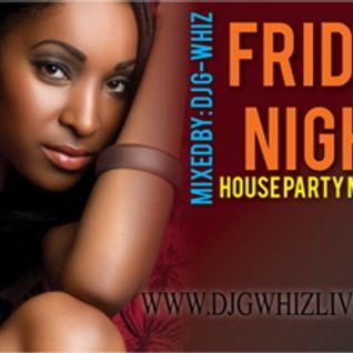 Friday Night Mix Vol.01