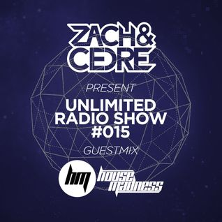 Unlimited Radio Show #015 [Guestmix by Housemadness]