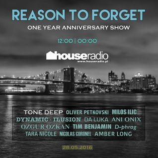 d-phrag - Reason to Forget 1-st Anniversary Guest Mix (May 2016)