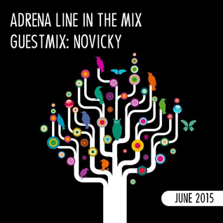 Adrena Line - In The Mix: June 2015 (Novicky Guestmix)