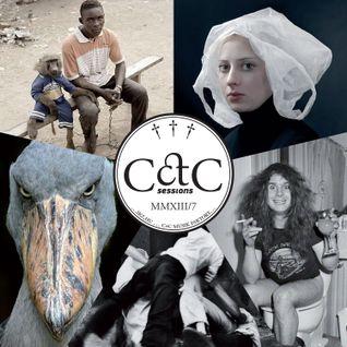 C+C Sessions pt#7 Pale Cerulean