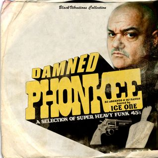 Dj Argento & Cloud Danko - Damned Phonkee vol.1
