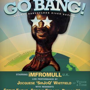iMFROMULL at Go BANG! April 2016