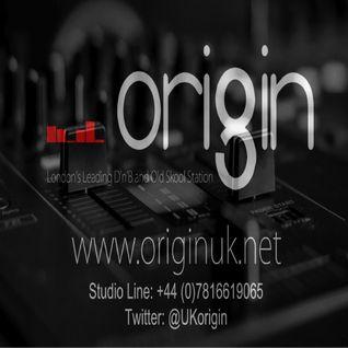 Rich Raw - OriginUK Dot Net 091014 special guest DJ Smokey