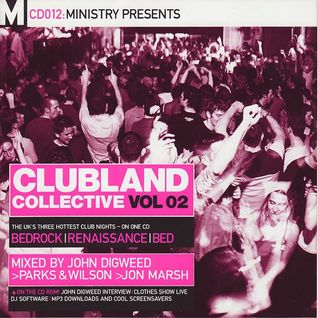 Various ‎– Ministry Presents Clubland Collective Vol. 02 (2000)