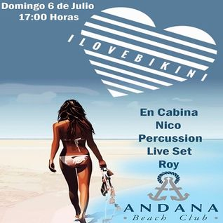 ANDANA BEACH CLUB.I LOVE BIKINI 01.(NICO)