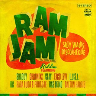 ''Ram Jam'' Riddim Mix! (mixed by LITTLE P)