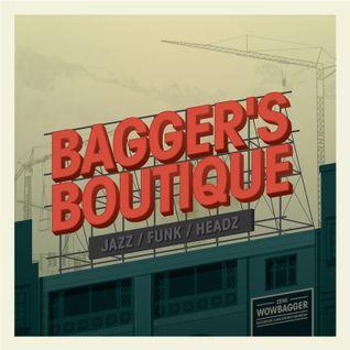 """Wowbagger - Bagger's Boutique (7"""" VINYL mix)"""