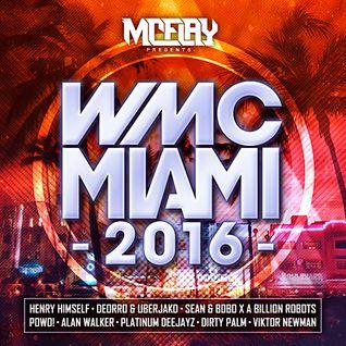 McFlay presents. WMC Miami 2016