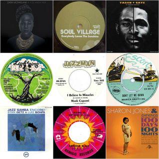 Jazzcat presents Sunday Morning radio-show - #3 (08/02/2015)