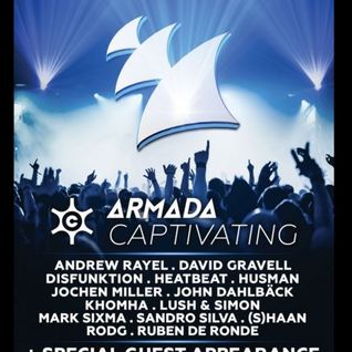 Mark Sixma live @ Armada Captivating (ADE 2015) – 14.10.2015